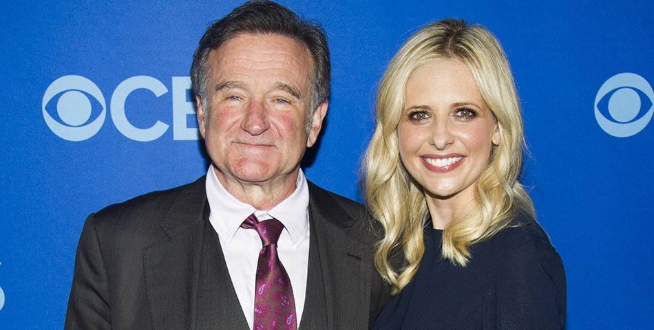 Sarah Michelle Gellarr recordó a Robin Williams