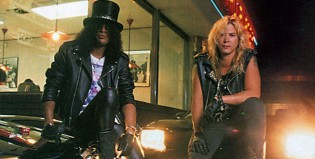 Slash y Duff McKagan juntos