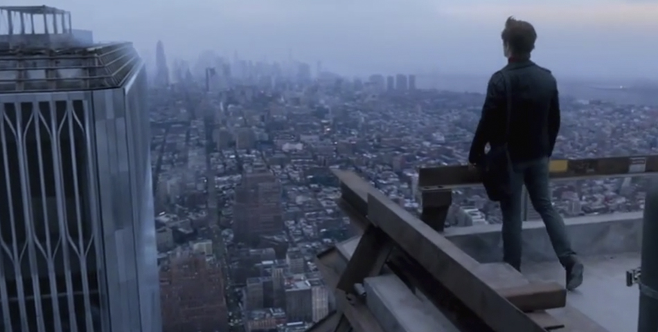 Primer tráiler de The Walk