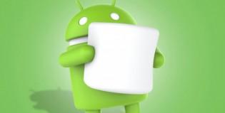 ¿En qué celular funciona el nuevo Android 6.0?