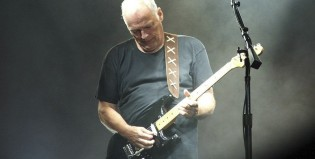 David Gilmour presentó video