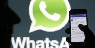 Facebook espía las conversaciones de WhatsApp.
