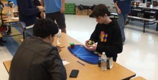 Nuevo record mundial de Cubo Rubik