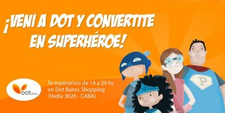 Convertite en Superhéroe