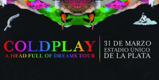 Confirmado: Coldplay en Argentina