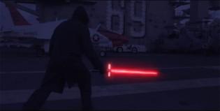 La Marina parodia Star Wars