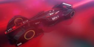El batimovil llega a la F1