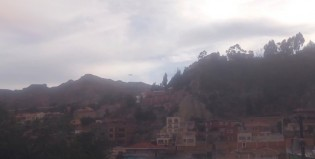¿Un OVNI en Bolivia?