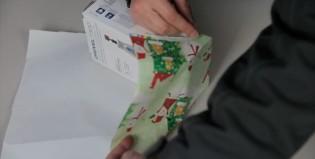 Aprendé a envolver regalos con esta técnica infalible