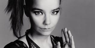 Björk lanzó una nueva app