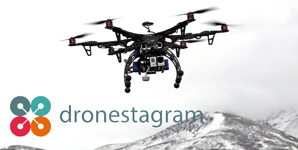 Nueva red social para subir fotos y videos de drones
