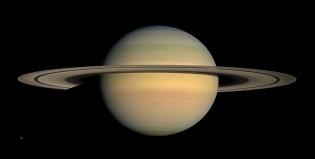 La foto más perfecta de Saturno