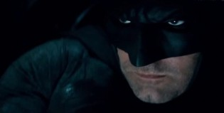 Muestran el Batimovil de Batman v Superman en acción
