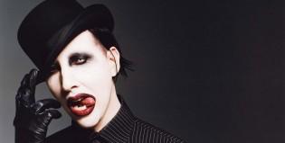 Marilyn Manson se le animó a un tema de David Bowie