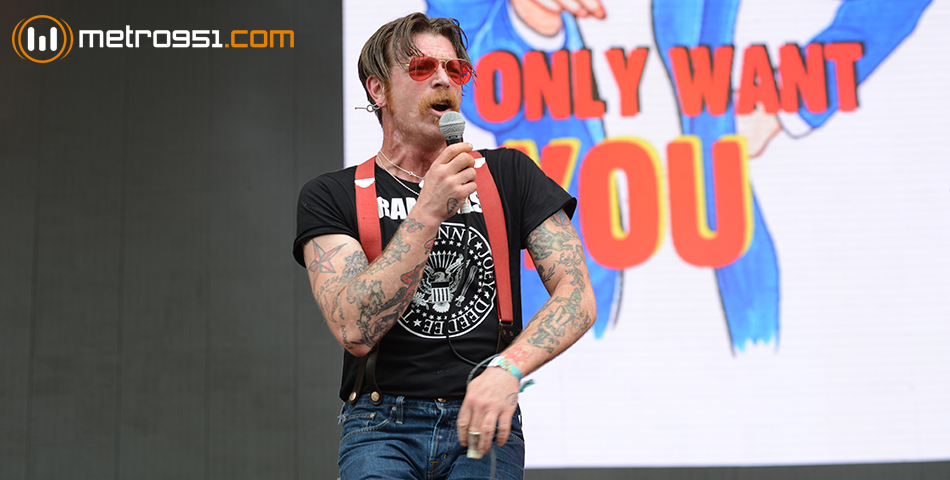 Eagles of Death Metal, rock y el carisma de Hughes