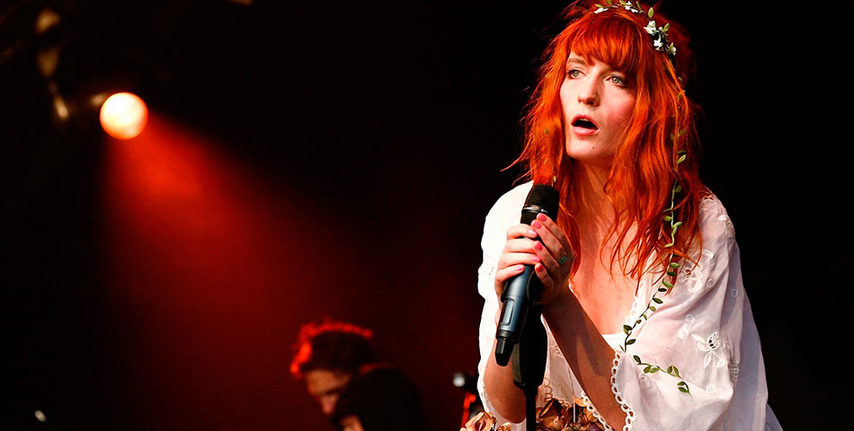 "Escuchá ""High As Hope"", el nuevo disco de Florence + The Machine"