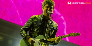 Noel Gallagher, imprescindible en Oasis y en el Lollapalooza