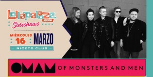 Ganá entradas para ver a Of Monsters And Men