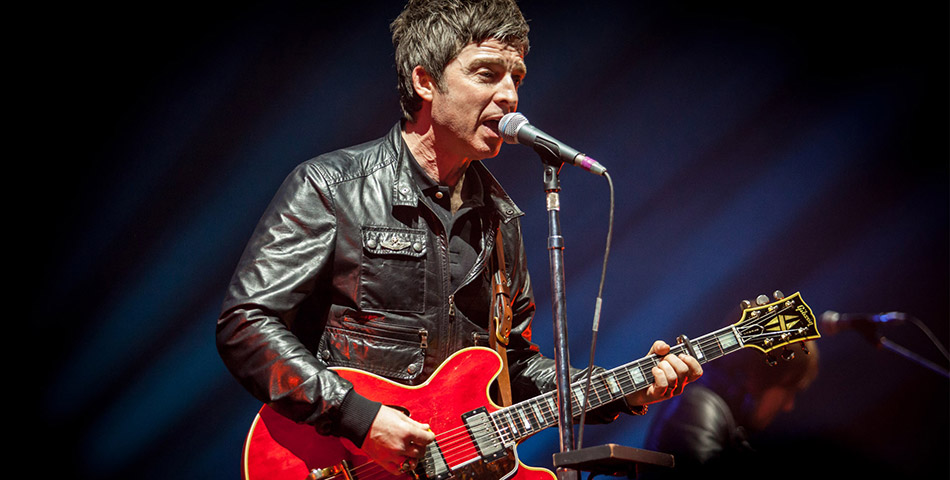 Noel Gallagher se calentó mal con un fan