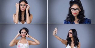 La evolución de las gafas a lo largo de 80 años