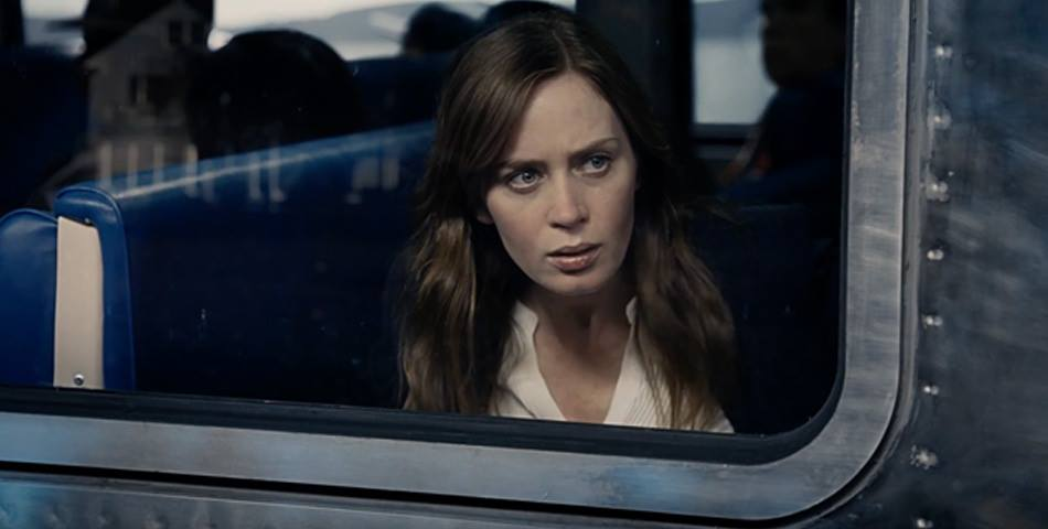 The girl on the train: ¡Primer tráiler!