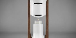 Llegó el parlante que funciona con una vela