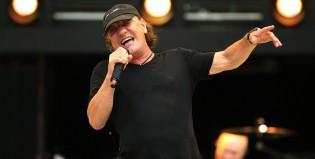 Escuchá el primer tema que Brian Johnson grabó sin AC/DC