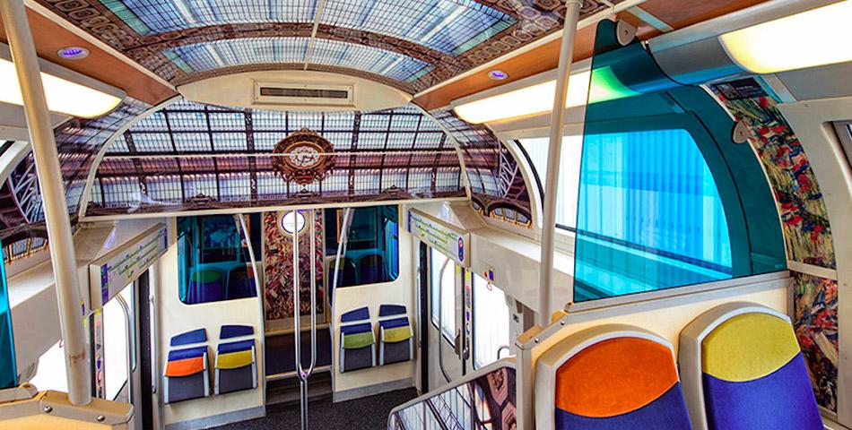 Viajar en los trenes públicos de Francia es un placer