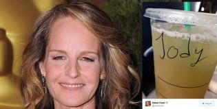 ¡Papelón!: mega actriz fue a Starbucks y le escribieron el nombre de otra