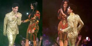 Mira el día que Prince echó a Kim Kardashian del escenario