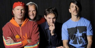 """Red Hot Chili Peppers presenta """"The Getaway"""""""