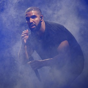 Drake performs at Finsbury Park in London, England in June. Philadelphia rapper Meek Mill recently accused Drake of using ghostwriters, spurring the two to release diss tracks aimed at each other.