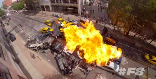 "El video más brutal de ""Furious 8"""