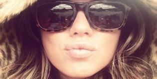 Semana hot: Se viralizaron selfies de Karina Jelinek
