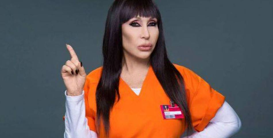 Moria Casan en Orange is the new black