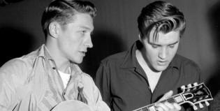 Murió Scotty Moore, histórico guitarrista de Elvis Presley