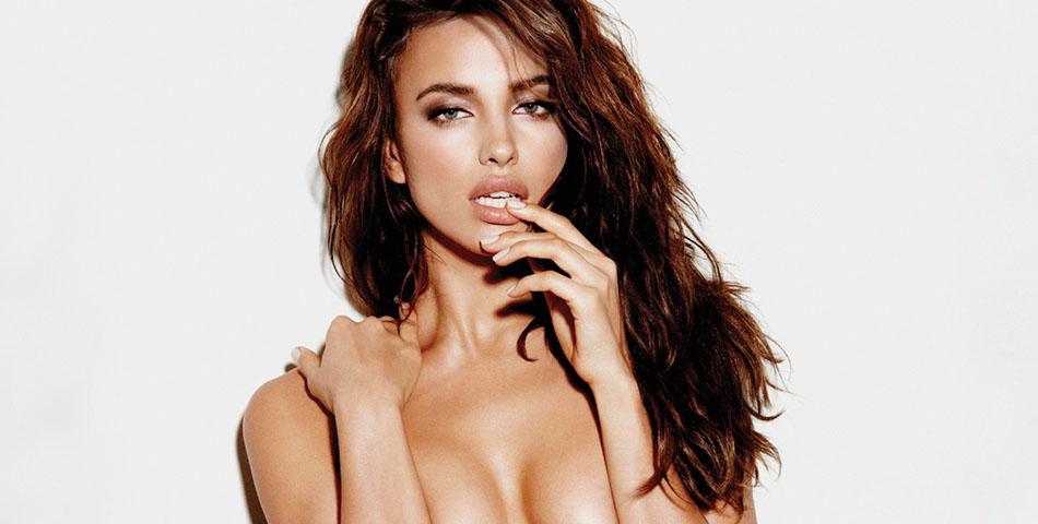 Irina Shayk y un topless que nos dejó locos