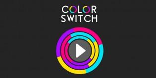 """""""Color Switch"""", el juego que derretirá la batería de tu celular"""