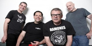 Llegan The Descendents, los papás de Green Day y The Offspring