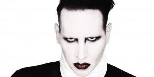 El nuevo disco de Marilyn Manson tiene nombre satánico