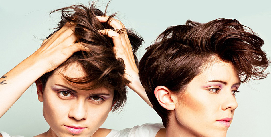 Tegan and Sara rinden tributo a íconos pop en su nuevo video