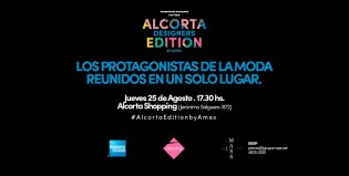 "Llega ""Alcorta Designers Edition"" by American Express"