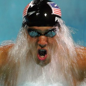 Michael Phelps 2016