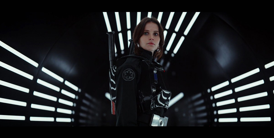 Mirá el segundo trailer de Star Wars: Rogue One