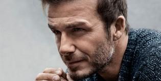 Impresionante: así quedó David Beckham para la película El Rey Arturo