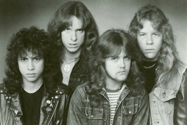 Metallica recordó a Cliff Burton en un emotivo video
