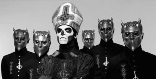 "Ghost estrenó video con su canción ""Square Hammer"""