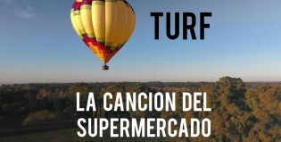 "Turf estrenó el video de ""La canción del supermercado"""