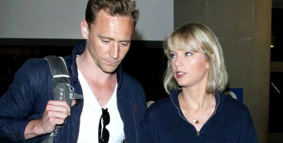 Imperdible: Ya hay una canción sobre la separación de Taylor Swift y Tom Hiddleston