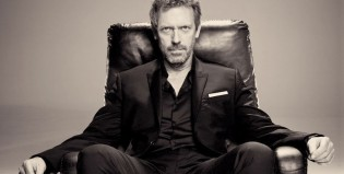 Hugh Laurie ya es una estrella de Hollywood